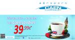 CAEN-LONDRES avec FLYBE