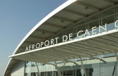 Aéroport de Caen-Carpiquet : photo 1