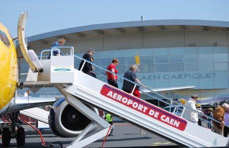 Aéroport de Caen-Carpiquet : photo 2